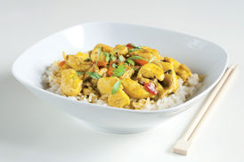 Curry épices douces